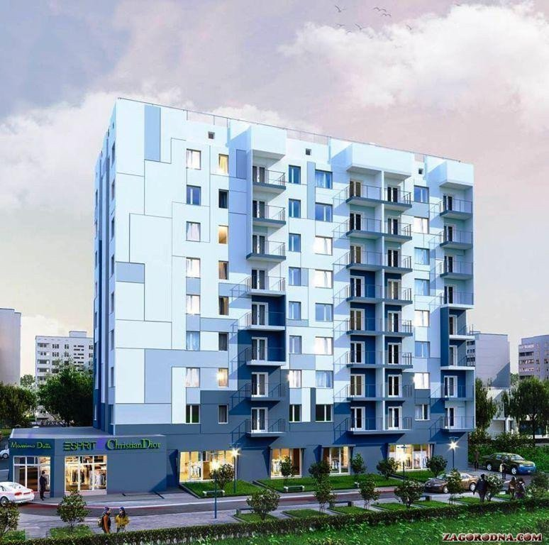 Buy an apartment in a new building «Varshavskiy» residential comlex