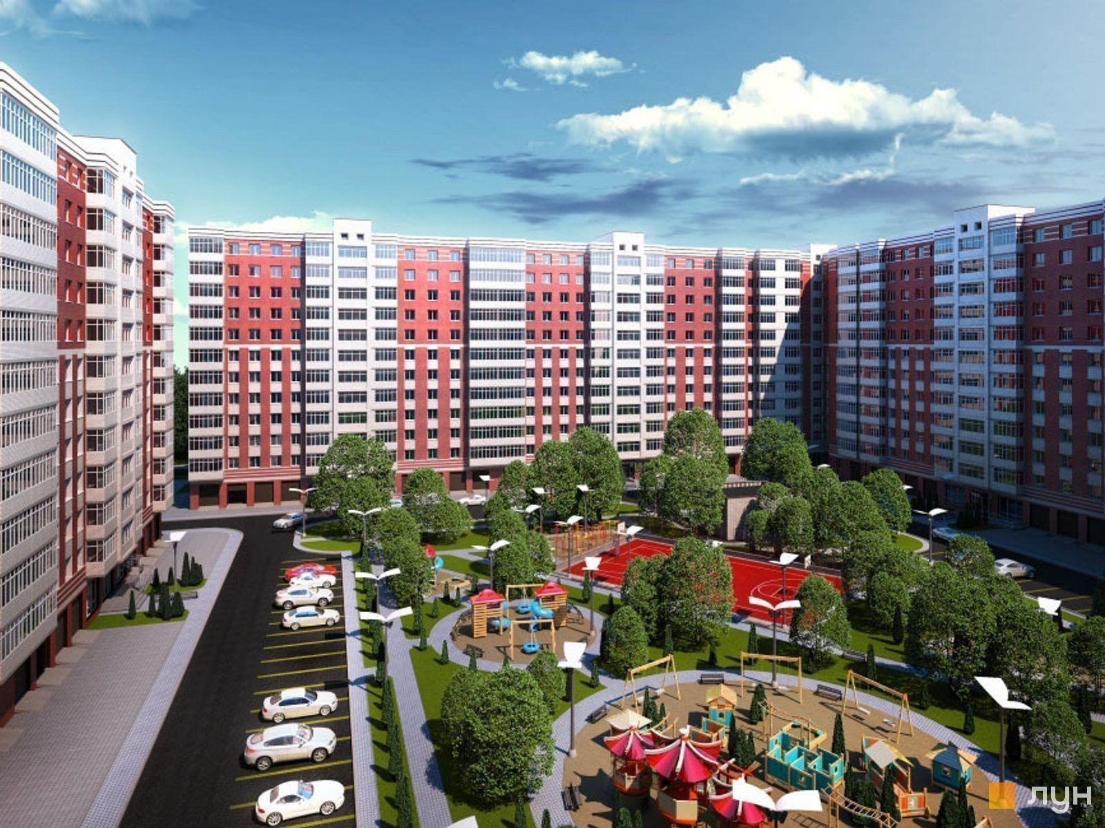 Buy an apartment in a new building Vladimirskij RC