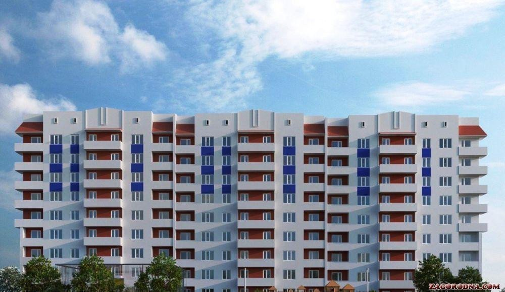Buy an apartment in a new building «Voyennyy» RC
