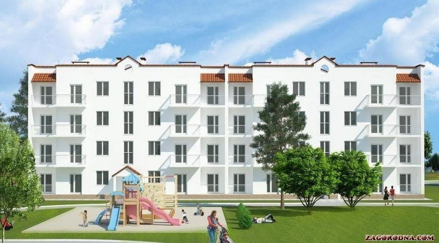 Buy an apartment in a new building «Vyshyvane mistechko» RC