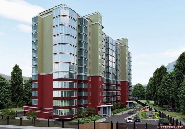 Buy an apartment in a new building «Anniversary» residential comlex