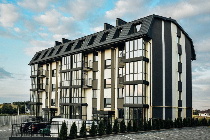 Buy an apartment in a new building «West Olympus» RC