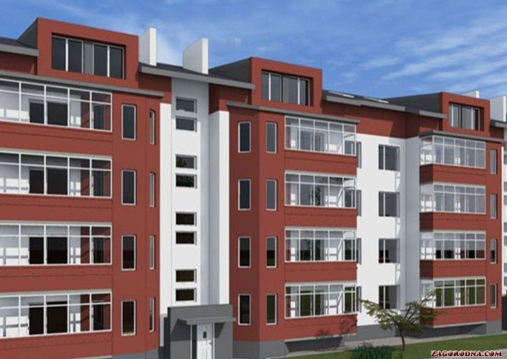 Buy an apartment in a new building «Zelenyy kvartal» residential comlex