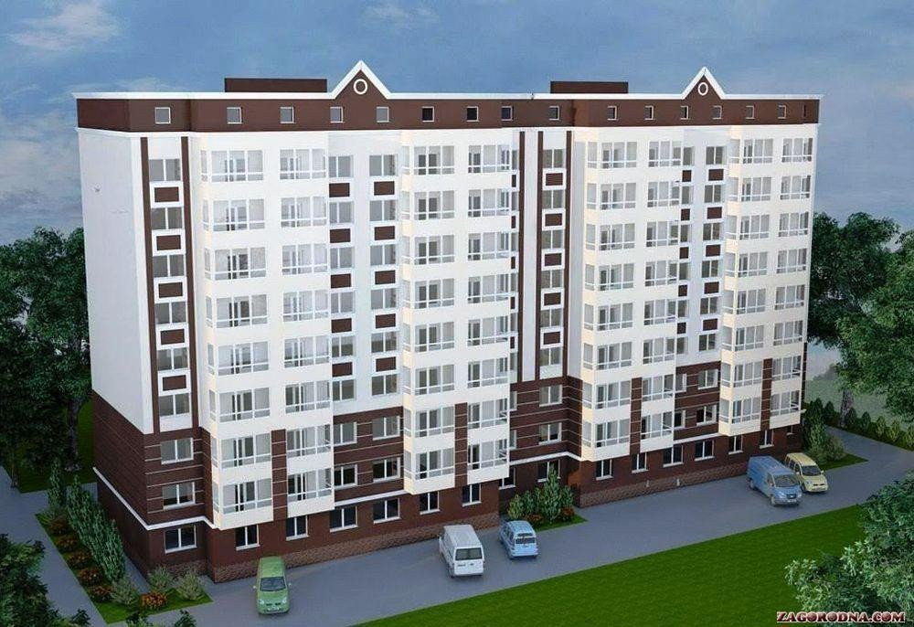 Buy an apartment in a new building «Zhemchuzhina mikrorayona» RC