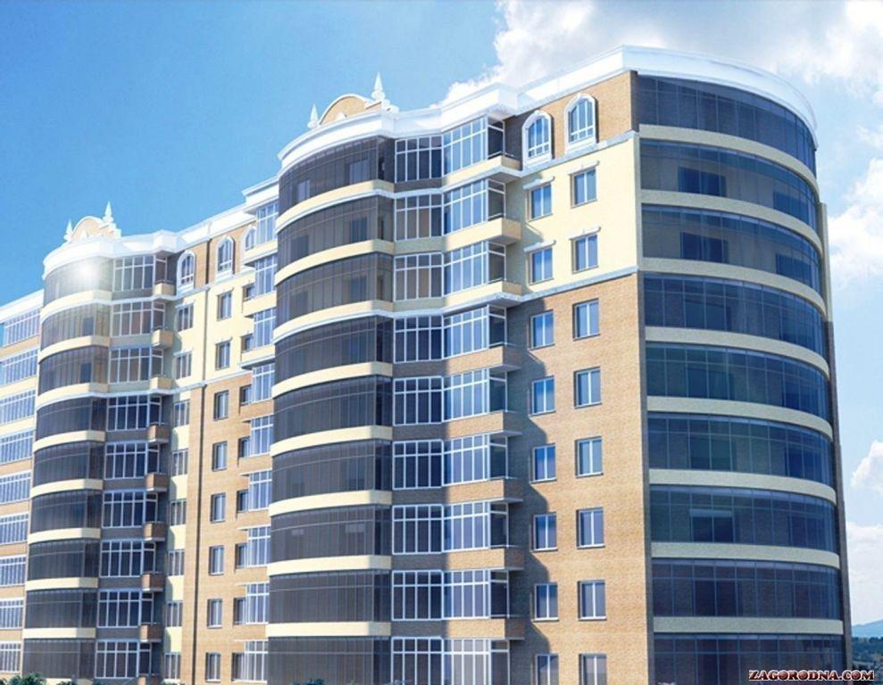 Купить квартиру в новостройке «Золотая подкова» жилой комплекс