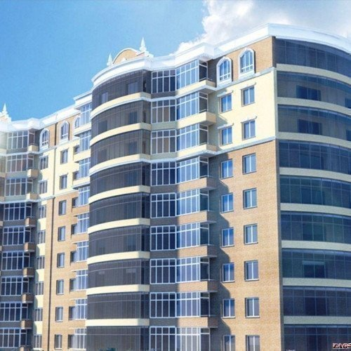 «Zolota pidkova» residential comlex. Photo