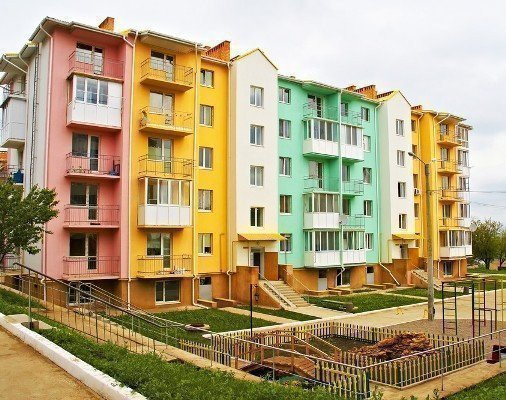 Buy an apartment in a new building Ozerki residential comlex