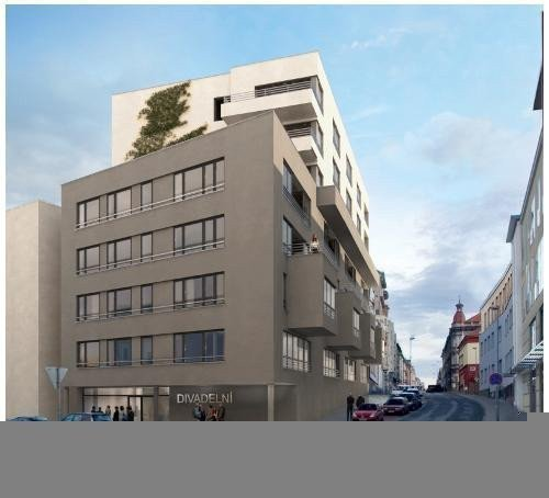 Sale property abroad Apartments in Plzen