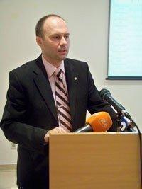 Андрей Шульга, президент Ассоциации специалистов по недвижимости Украины