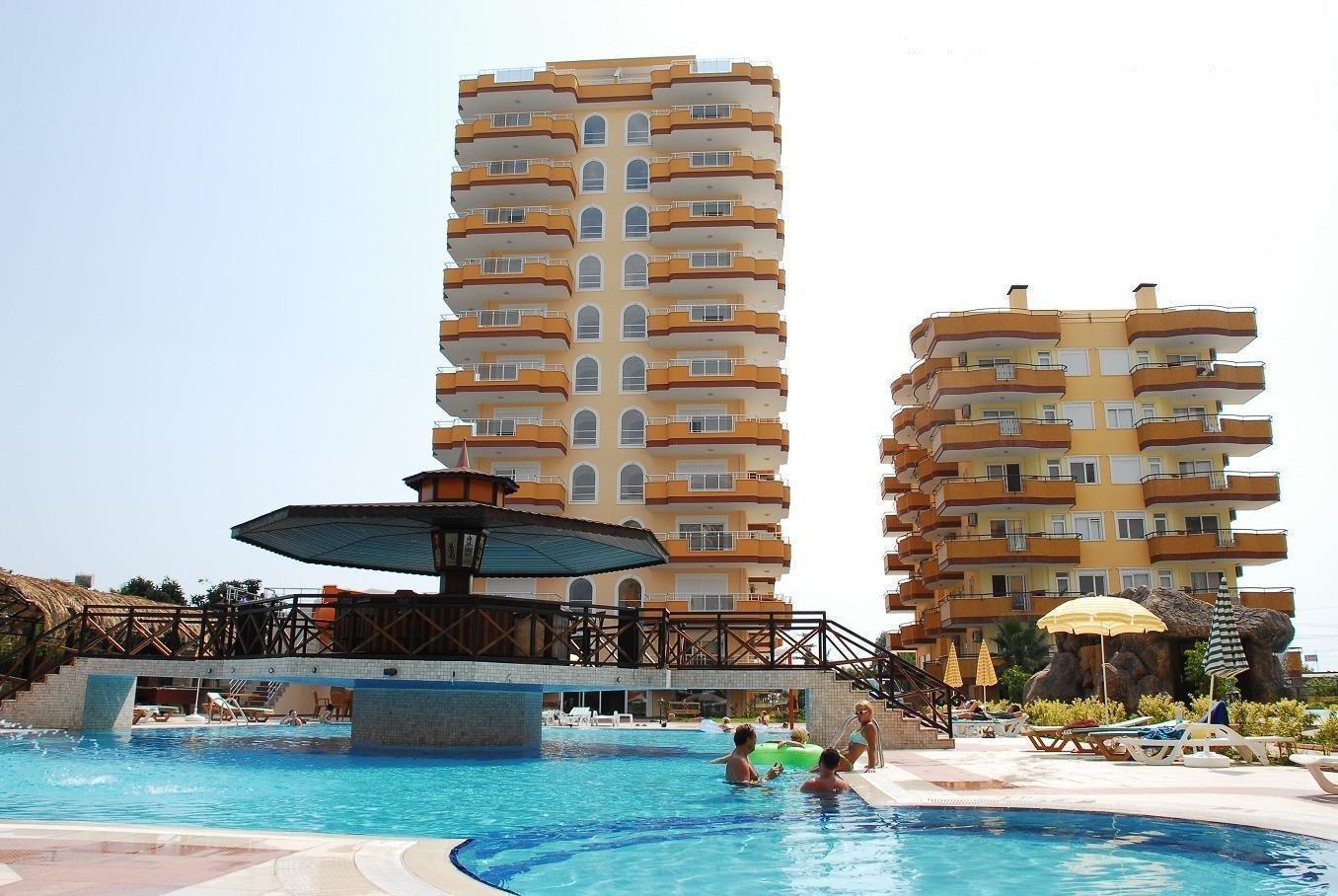 Продам нерухомість за кордоном Чотирикімнатний двоповерховий пентхаус з видом на море