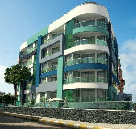 Sale property abroad New apartments in the Oba Beach