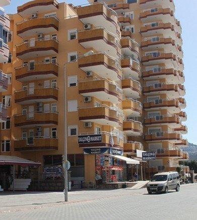 Продам недвижимость за рубежом Квартиры в 50 м от моря в Махмутларе
