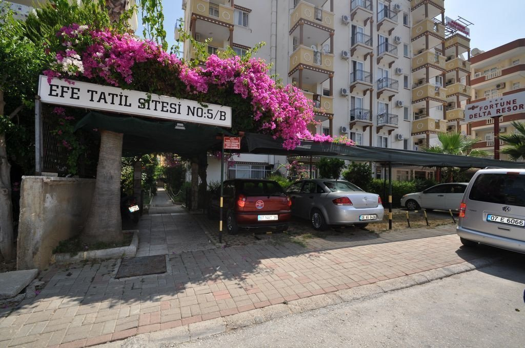 Sale property abroad Apartment economy class on the first line in Alanya